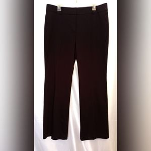 NWT Ann Taylor Signature Fit Trousers